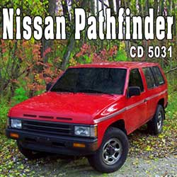 Nissan Pathfinder Car Sound Effects | Sound Effects Libraries
