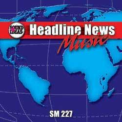 Headline News Music   Royalty Free Newscast Music   Sound