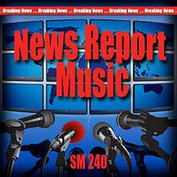 Headline News Music | Royalty Free Newscast Music | Sound