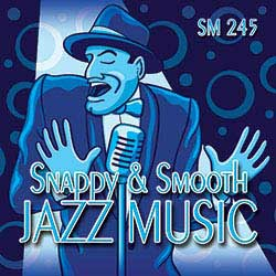 Snappy & Smooth Jazz Music - Royalty Free Music | Sound Ideas