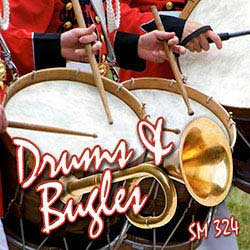 Drums & Bugles - Royalty Free Music | Sound Ideas | Sound