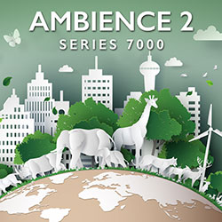 Series 7000 Ambience II Sound Effects Library | Sound Ideas