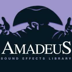 Amadeus Sound Effects Library | Sound Ideas | Sound Effects