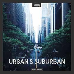 Urban & Suburban Sound Effects by Boom | Sound Ideas | Sound Effects