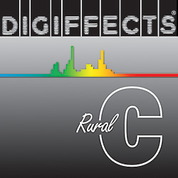 Rural Sound Effects by Digiffects - Series C CD-1-2-3-4-5 - ENG