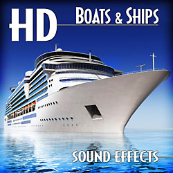 HD Boats Ships Sound Effects On Hard Drive Sound Ideas - Cruise ship sound effects