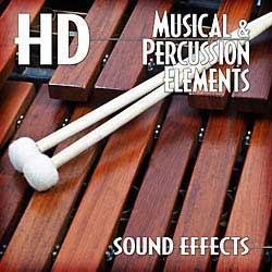 hd musical percussion elements sound effects on hard drive sound ideas sound effects. Black Bedroom Furniture Sets. Home Design Ideas