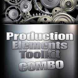 Production Elements Toolkit Combo | Sound Ideas | Sound