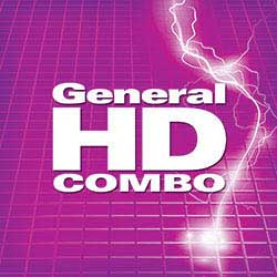 The General HD Combo Sound Effects Collection on Hard Drive