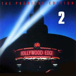 The Premiere Edition Vol  2 Sound Effects | The Hollywood Edge