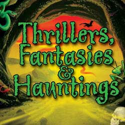 Thrillers, Fantasies & Hauntings Sound Effects Library