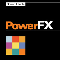 PowerFX Sound Effects Library